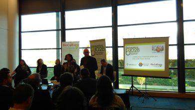 Fantástica acogida de los encuentros Bio2B en BioCultura Madrid