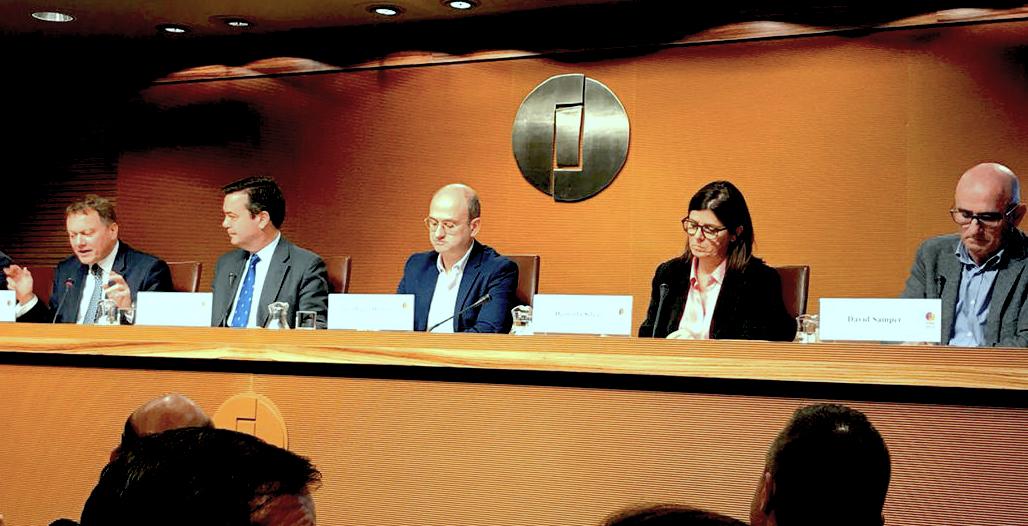 INTERECO comprometida con la celebración del certamen Organic Food Iberia