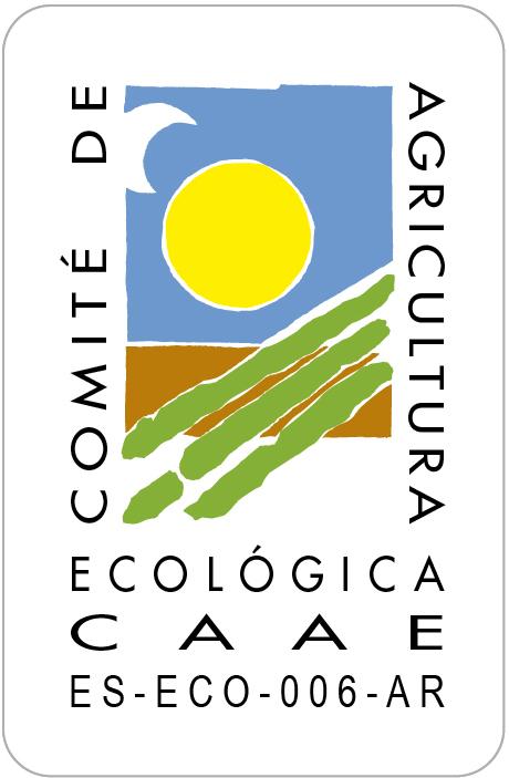 logotipo del Comité Aragonés de Agricultura Ecológica