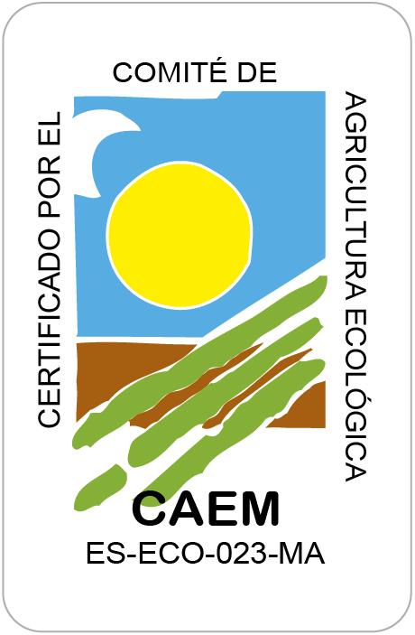 logotipo del Comité de Agricultura Ecológica de la Comunidad de Madrid