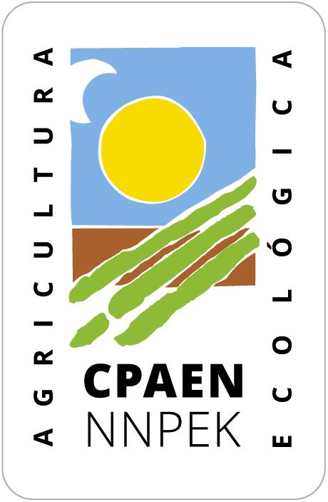 logotipo del Consejo de la Producción Agraria Ecológica de Navarra