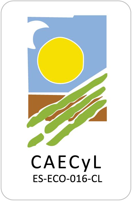 logotipo del Consejo de Agricultura Ecológica de Castilla y León