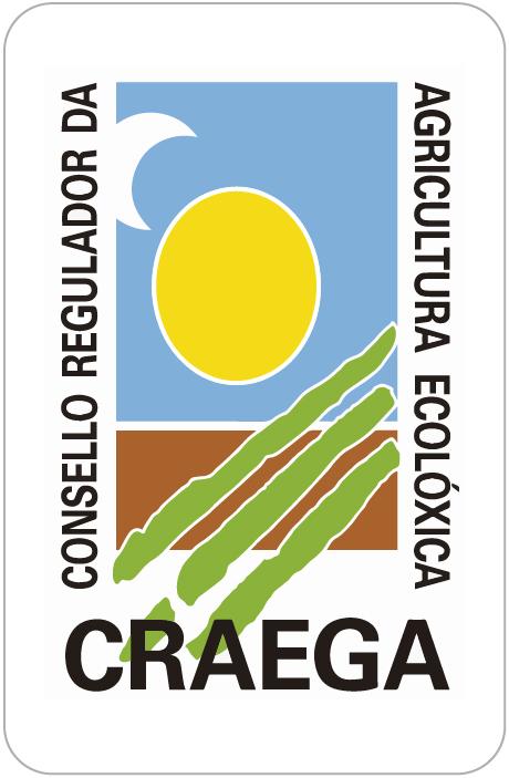 logotipo del Consello Regulador de Agricultura Ecolóxica de Galicia