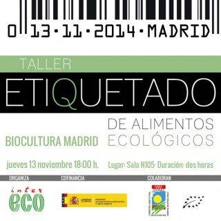 Taller Etiquetado Madrid